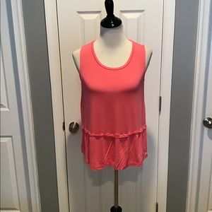 Lord & Taylor Pink Tank Top